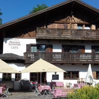 Landhotel Lärchenhügel, hotel in Oberammergau
