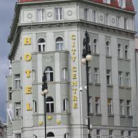 City Centre, hotel a Praga