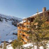 Residence Les Sentiers du Tueda - maeva Home, hotel in Les Allues