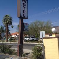 Hacienda Motel, hotel in San Jacinto