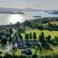The Loch Lomond Arms Hotel, hotel in Luss