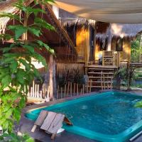 Seacroft Bamboo Village, hotel in Hinkong