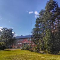 B&B Gillhov & Camping, hotel in Svenstavik