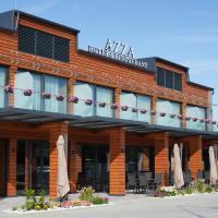 AZZA Hotel & Restaurant, hotel in Jesenice