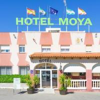 HOTEL RESTAURANTE MOYA, hotel in Monesterio
