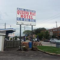 Queensway Motel, hotel em Toronto