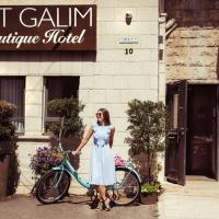 Bat Galim Boutique Hotel, отель в Хайфе