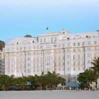 Belmond Copacabana Palace, hotel v destinácii Rio de Janeiro