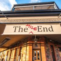 The Mile End Hotel, hotel in Adelaide