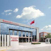 Ramada by Wyndham Beijing Airport, hôtel à Shunyi près de: Aéroport international de Pékin - PEK