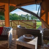 Lapwing Safari Tent, hotel in Cheltenham