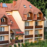 Gortenziya, отель в Поляне