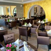 Boutique Hotel Goldene Henne, hotel in Wolfsburg