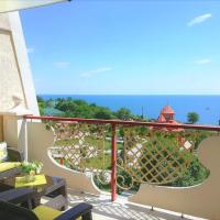 apartment in Arcadia Palace with sea view!