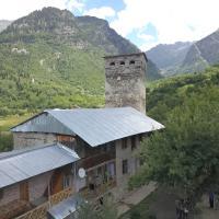 Guest House Tengo, hotel in Zhabeshi
