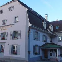 ZUM ZIEL Hotel & Restaurant Grenzach-Wyhlen bei Basel, Hotel in Grenzach-Wyhlen