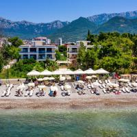Apartments Kuce Lekovica Beach & Restaurant, отель в Баре