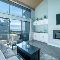 Birch Bay waterfront condo - Newly updated: Blaine şehrinde bir otel