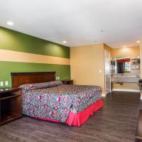 Budget Inn Anaheim / Santa Fe Springs, hotel sa Norwalk
