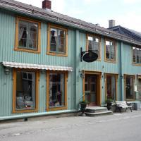 Houmbgaarden, hotell på Røros