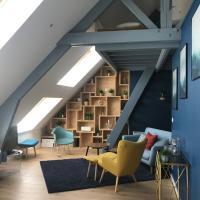 Place 6, splendide appartement vue sur mer