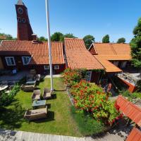 Hotell Klockargården, hotell i Öregrund