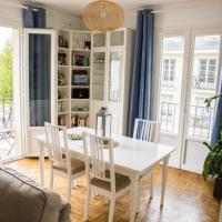 Beautiful apartment, 70m2 right in the city center