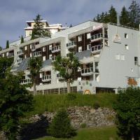 Résidences du Chamossaire, hotel in Leysin