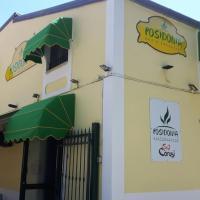 B&B Posidonia HOTEL, hotel in Sapri