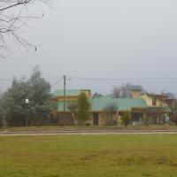 Cabaña Lago Puelo, chubut, 2 dor, 2 baños full confort