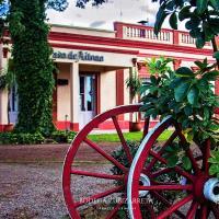 Casa de Aitona Bodega Zubizarreta