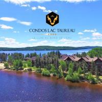 Les Condos Du Lac Taureau- Rooms & Condos, hotel em Saint-Michel-des-Saints