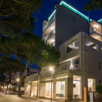 Almalux Jesolo Wellness & Spa 3 stelle superior, hotel in Lido di Jesolo