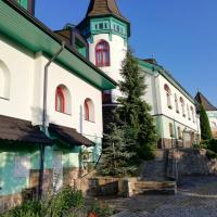Hotel Zlatý Orel, hotel v destinaci Ostravice