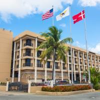 Windward Passage Hotel, hotel near Cyril E. King - STT, Charlotte Amalie