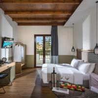 Petousis Hotel & Suites, hotel in Amoudara Herakliou