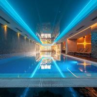 Grand Hotel Belvedere, отель в Брашове