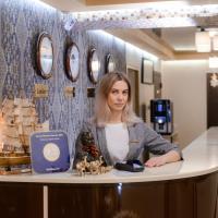 Апарт-отель Кутузов, отель в Сыктывкаре