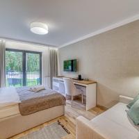 Natura Mierzei 30 - pokoje z widokiem na Bałtyk – hotel w mieście Krynica Morska
