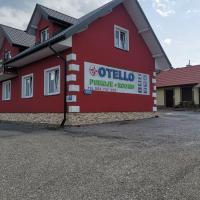 Otello, hotel in Dukla