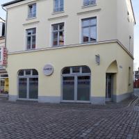 Pension am Pferdemarkt, отель в Гюстрове