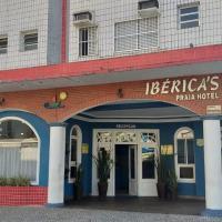 Ibericas Praia Hotel, hotel in Praia Grande