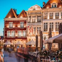 Grand Hotel en Résidence De Draak, hotel in Bergen op Zoom