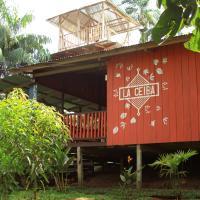 La Ceiba, Amazonas, отель в городе Летисия