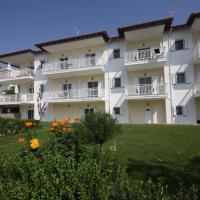 Pavloudis Apartments, отель в Псакудии