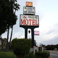 Valli Hi Motel