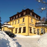 Lucni Dum, Hotel in Janské Lázně