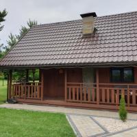 Domki nad Sanem – hotel w mieście Lesko