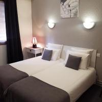 Hotel les Glycines, hotel in Prades