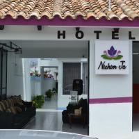 Hotel Nichim Ja, hotel en Comitán de Domínguez